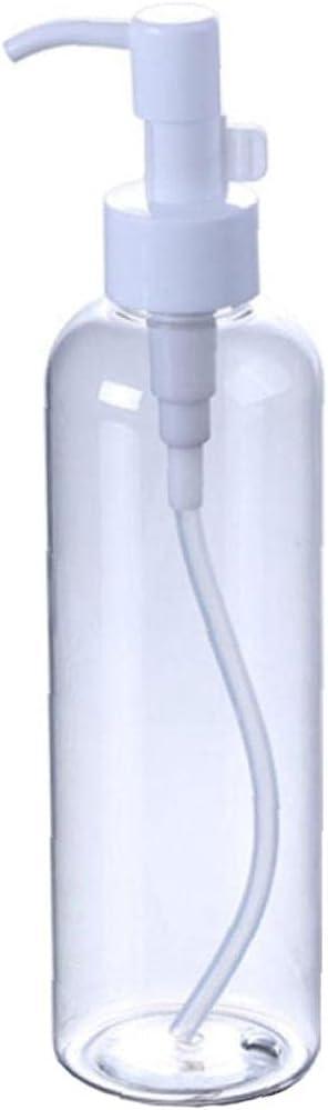 Sub-Bottle Plastic Press Bottle L Cheap bargain Super popular specialty store Transparent Travel Pump