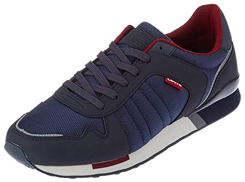 LEVIS FOOTWEAR Y ACCESORIOS WEBB, zapatillas de hombre, marino, 41
