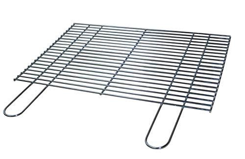 TrendLine Grillrost, verchromt 60 x 40 cm rechteckig Grillgitter