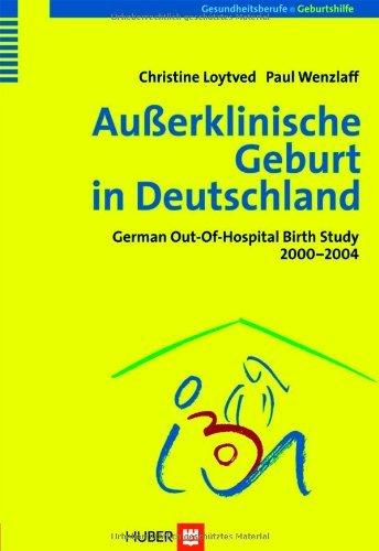 Außerklinische Geburt in Deutschland