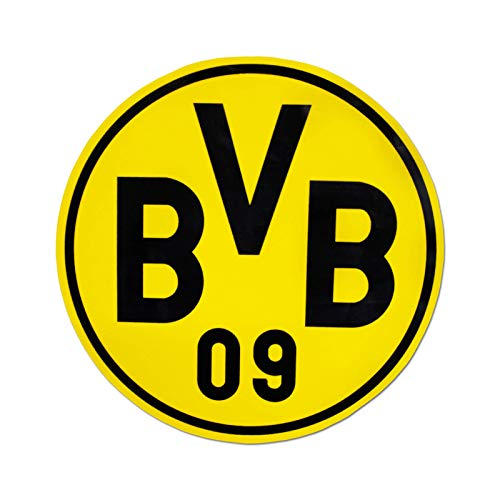 Borussia Dortmund Unisex Bvb-tortenaufleger Essbar 20 Cm Lebensmittel, Invalid ASIN, 20cm EU