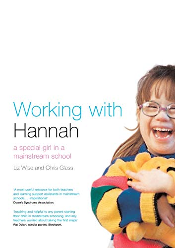 Working With Hannah A Special Girl In A Mainstream School