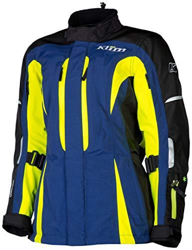 Klim Altitude Damen Motorrad Textiljacke S Blau/Gelb