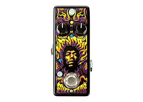 MXR JHW1 Authentic Hendrix '69 Psych Fuzz Face Distortion Mini Pedal