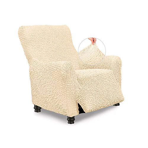 Recliner Slipcover - Recliner Chair Cover - Soft Polyester...