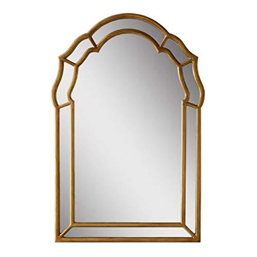 DCJLH Wandspiegel Badspiegel Spiegel, Nordic Badezimmer-Spiegel Wand- Spiegel Dekorative hängend Spiegel Schminkspiegel for Esszimmer Wohnzimmer Aisle (Size : 60 * 90CM)