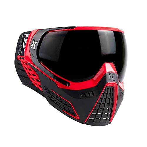 HK Army KLR Paintball Masks - Red