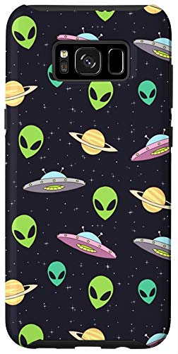 Galaxy S8+ Aliens and UFOs Case