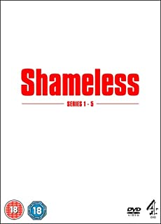 Shameless - Series 1-5 - Complete [DVD] [2003] by David Threlfall (B00158FK0Q) | Amazon price tracker / tracking, Amazon price history charts, Amazon price watches, Amazon price drop alerts