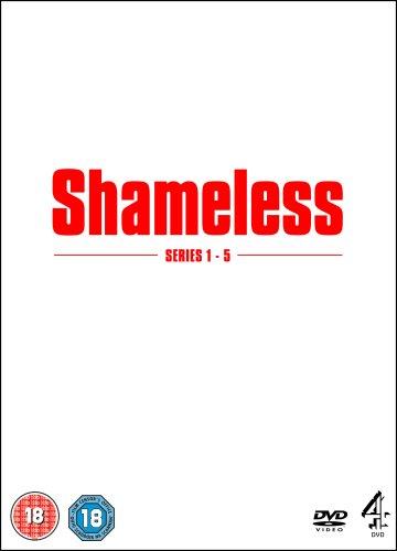 Photo of Shameless – Series 1-5 – Complete [DVD] [2003]