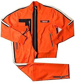 Odell (Orange) Track Suit