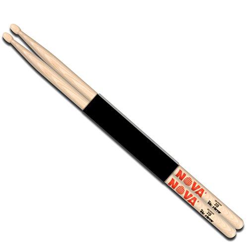 Nova Drum Sticks 2B, Wood Tip