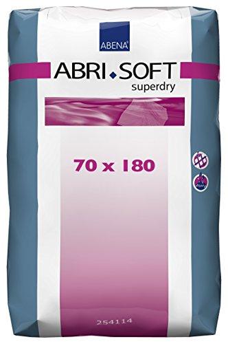 Abena abri-soft Super Dry mit SAP mit Klappen 70x 180cm 1750ml