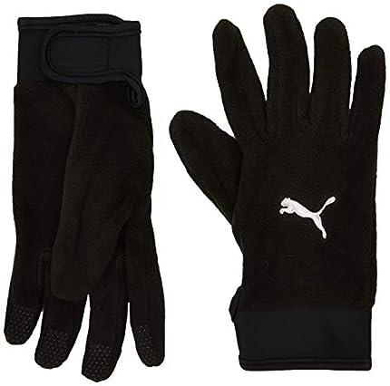 PUMA Teamliga 21 Winter Gloves Guantes, Unisex Adulto, Black, S