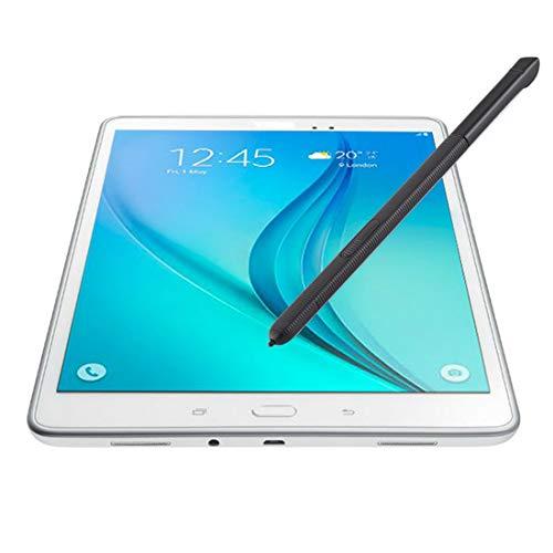 MEMETI - Accesorios móviles para Galaxy Tab A 8.0, P350, P580 y 9.7 y P550 Touch Stylus S Pen (color negro).