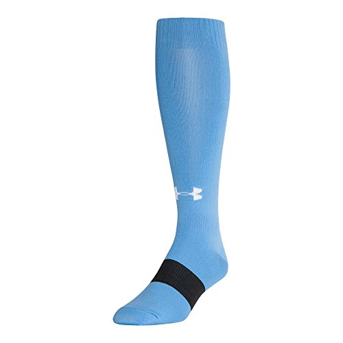 Under Armour UA Soccer Solid Over-The-Calf Socks LG Blue