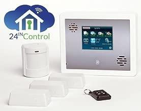 Interlogix Simon XT Home Security 3/1/1 Kit, Crystal Wireless (80-649-3N-XT) by Interlogix