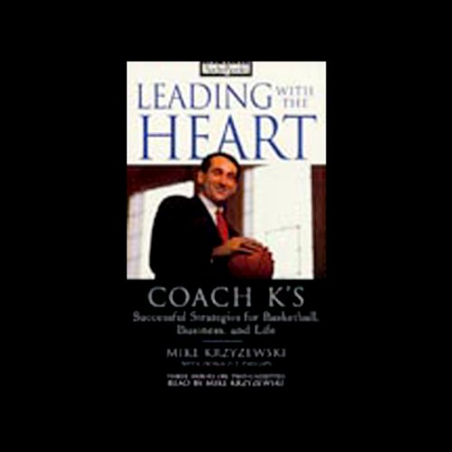 Leading with the Heart  By  cover art