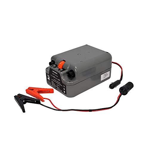 BTK Bravo BST300 - Inflador eléctrico automático para bote de agua, colchón,...