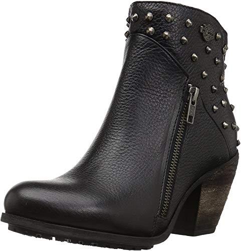 Harley-Davidson Women's Wexford Fashion Boot, Black, 5