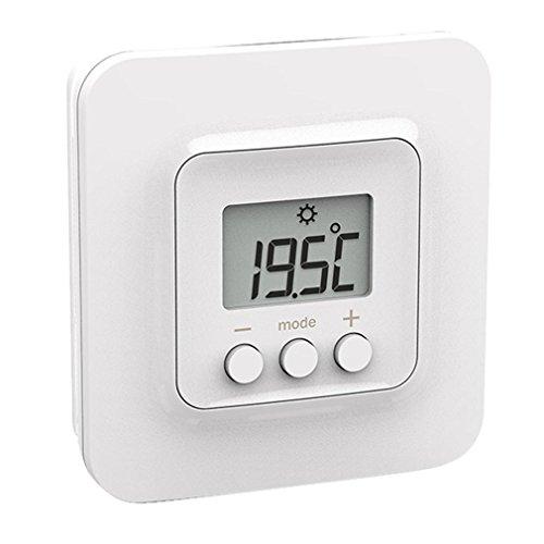 Delta Dore TYBOX 5150 6050622 - Termostato de zona para instalación climatización - bomba de calor reversible