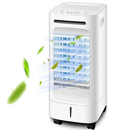SETSCZY Aire Acondicionado Portátil De 70W, Ventilador, Humidificador, Refrigeración De 220V, Ventilador De Refrigeración Temporizado, Humidificador