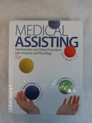 Connect 2-Semester Access Card for Medical Assisting: Administrative and Clinical Procedures with Anatomy & Physiology 4