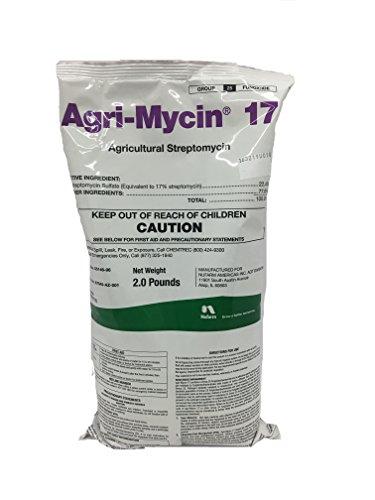 Agri-Mycin 17 Streptomycin For Fire Blight (2 رطل)