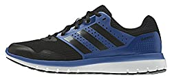 adidas Performance Men's Duramo 7 Running Shoes, Blue (Core Black / EQT Blue S16 / Core Black), 45 1 / 3 EU