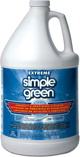 Simple Green Extreme Aircraft and Precision Cleaner, 1 Gallon Bottle 13406