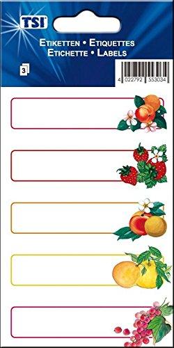 TSI 55326 multifunctioneel etiket jam, afdrukken op papier