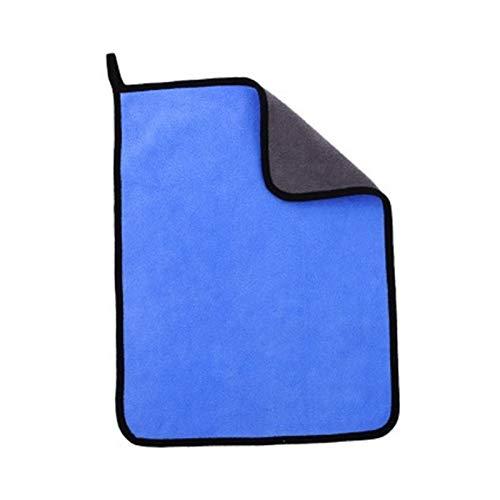 Paño de pulido de microfibra, tela de removedor de rasguños para automóviles, superficie de metal universal Color de color de color, detallamiento de automóviles y herramientas de limpieza de restaura