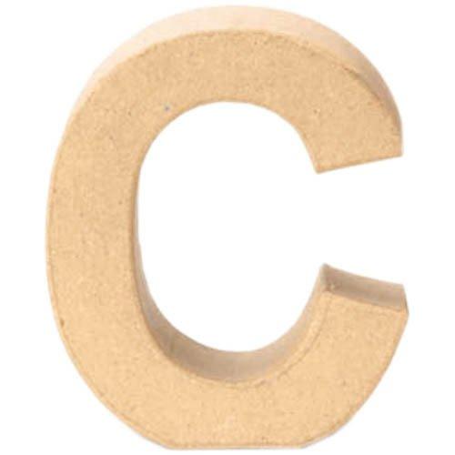 Creative Lettre en Carton C, 17, 5x5, 5cm [Jouet]