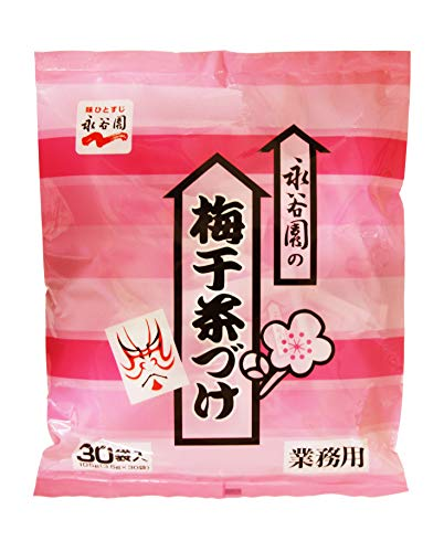 永谷園 業務用 梅干茶づけ 30食入×2袋