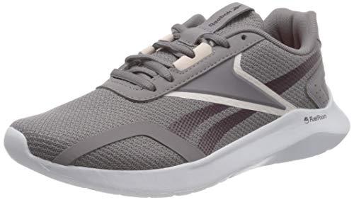 Reebok ENERGYLUX 2.0, Zapatillas de Running Mujer, GRAGRY/GLAPNK/MIDSHA, 38.5 EU