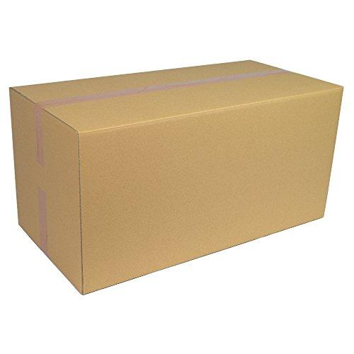 5 Kartons 800 x 400 x 400 mm für DPD und DHL Versand 2 Wellig