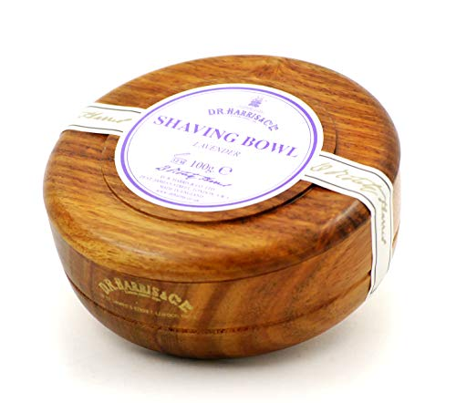 D.R. Harris - Lavender - Rasierseife im Holztiegel - 100 g