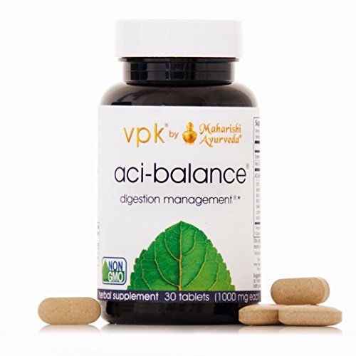AciBalance | 30 Herbal Tablets  1000 mg ea | Soothes Occasional Acid Indigestion | Fast Acting  No Side Effects