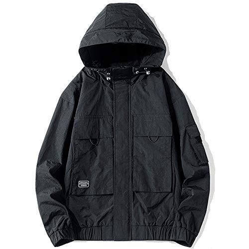 CFWL Men's Jacket Winter Jacket Jacket Men's Jacket Men's Black XXXXL for Men Jeans Jacket Men Suede Bomber Jackets for Menpink Jacket Men Pink Mens Jacketcollarless Jacket Mensleeveless