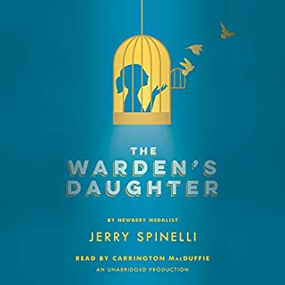 The Warden's Daughter audiobook cover art