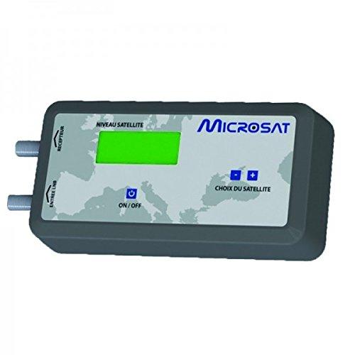 FINDSAT Pointeur Satellite sonore HD idéal...