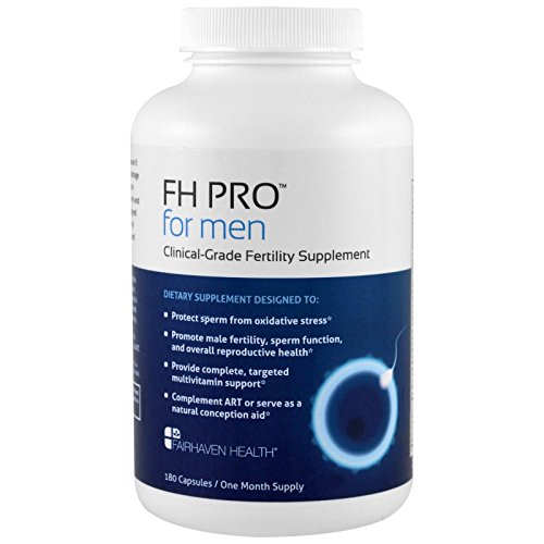 Fairhaven Health FH Pro for Men (180 Capsules, One Month Supply)