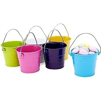 metal easter buckets wholesale