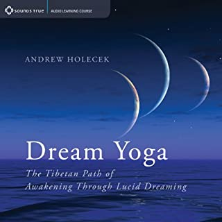 Dream Yoga audiobook cover art