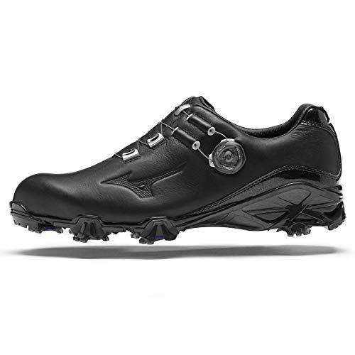 Mizuno Genem GTX Boa Chaussures de golf pour homme - Noir -...