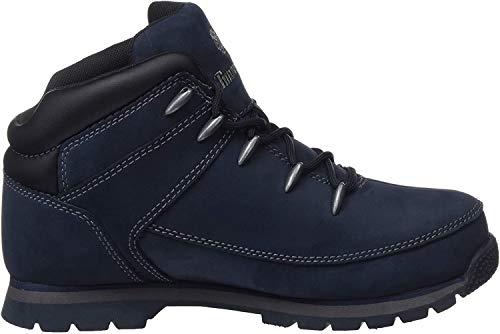 Timberland Unisex Kinder Euro Sprint Chukka Boots, Blau (Navy 484), 33 EU