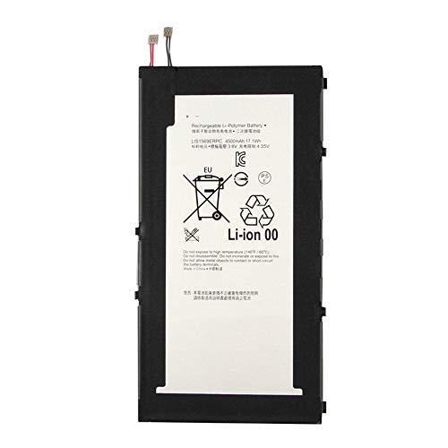 Bestome - Batería de repuesto compatible con LIS1569ERPC Sony Xperia Z3 Tablet Xperia Tablet Z3 Compact SGP611 SGP612 SGP621 SGP641 SOT22 1286-0138
