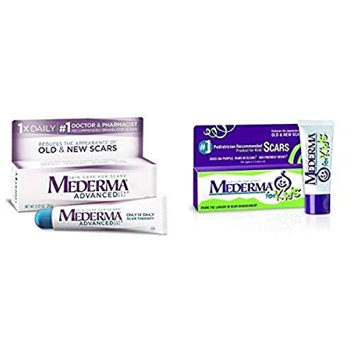 Mederma Advanced Scar Gel with Mederma for Kids