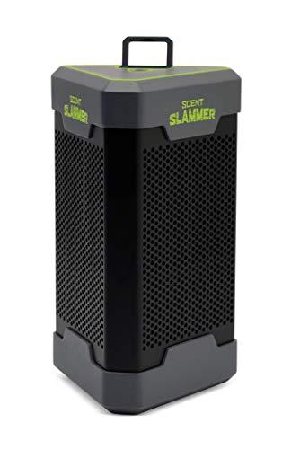 HME -TNGOZN Throw-N-Go Ozone Air Purifier, Black