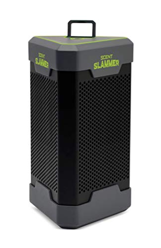 HME -TNGOZN Throw-N-Go Ozone Air Purifier, Black